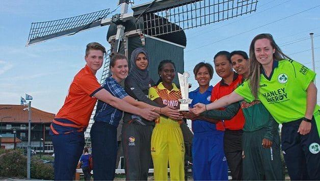 Womens World T20 Qualifier 2018 Bangladesh Scotland Ireland Netherlands Papua New Guinea UAE Thailand Uganda