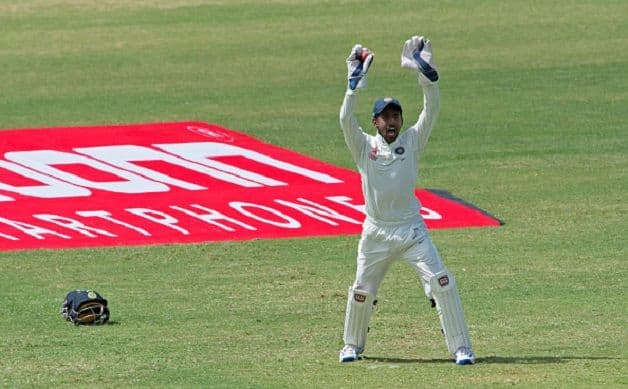 Saha in doubt for start of Tests