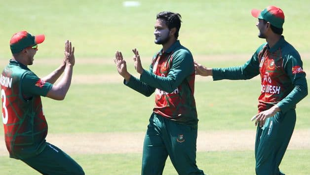 Bangladesh Cricket Board announces ODI squad for series against West Indies