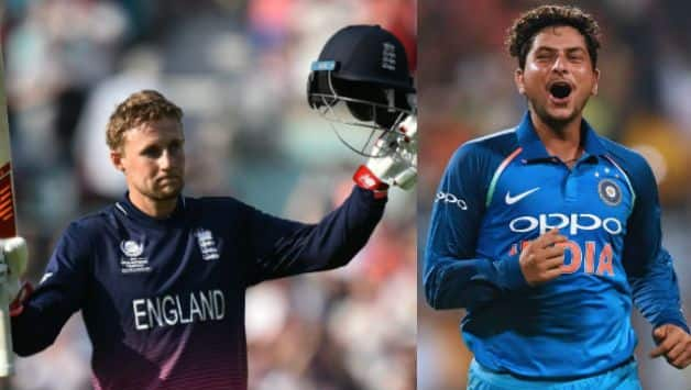 This is how Joe Root managed to read Kuldeep Yadav's mystery spin