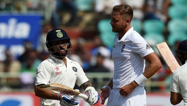 Stuart Broad reveals plan to stop Virat Kohli in Test Series