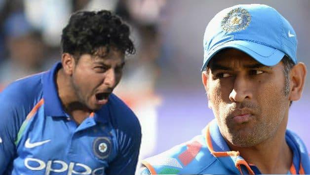 Kuldeep Yadav: MS Dhoni reprimanded me last year during India, Sri Lanka tie