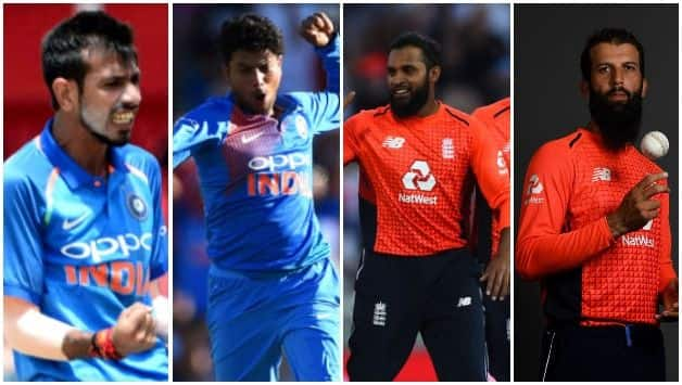 India-England ODIs set up competitive contest between spinners on both sides