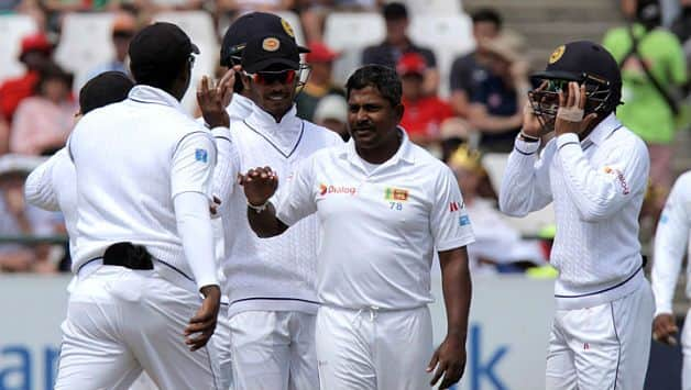 Rangana Herath leads Sri Lanka to 2nd clean sweep of South Africa
