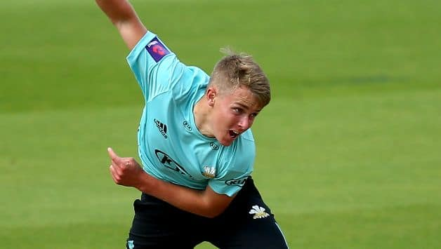 England releases Sam Curran to play for surrey cricket in T20 Blast against Middlesex