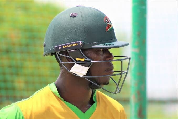 Sherfane Rutherford becomes the 1st player to score a century in Canada Global T20 league