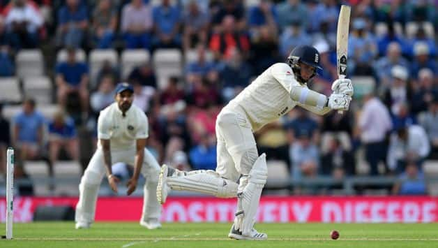 Maintaining the flourish that saw him claim the Man-of-the-Match honours at Edgbaston, Curran picked up from where he left off at Lord's with a wholly considerate fifty which belied his tender age (Getty Image)