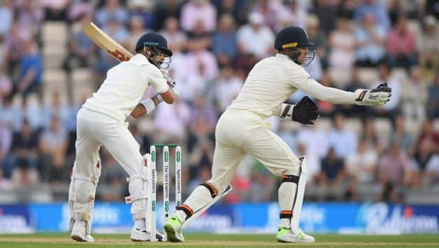 Pujara and Kohli's unbeaten 50-run stand was one of the two highlights of the session, the other being Kohli scoring his 6000th Test run
