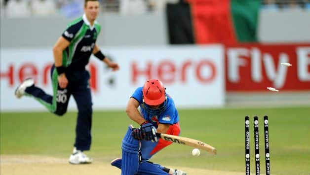 Afghanistan vs Ireland, 2nd ODI: Tim Murtagh's four-wicket haul helps Ireland restrict Afghanistan to 182/9