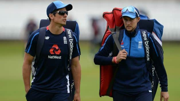 Alastair Cook and Joe Root © Getty images (File Photo)