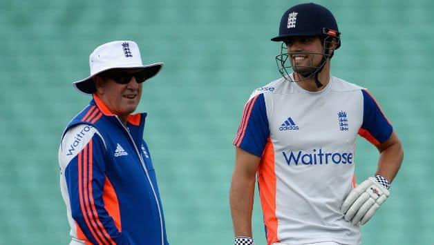 India vs England : Trevor Bayliss backs out of form opener Alastair Cook
