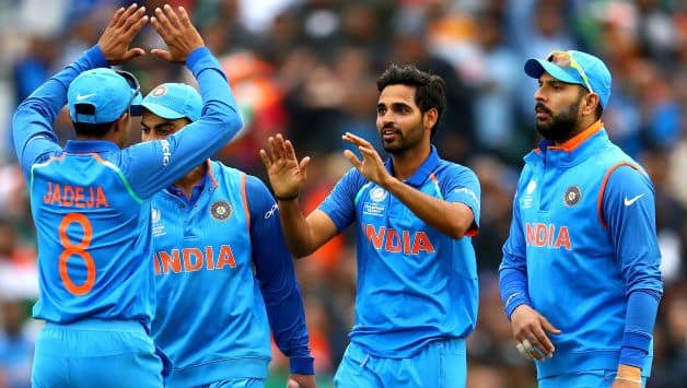 Asia Cup 2018: Bhuvneshwar Kumar set for comeback in team for UAE event