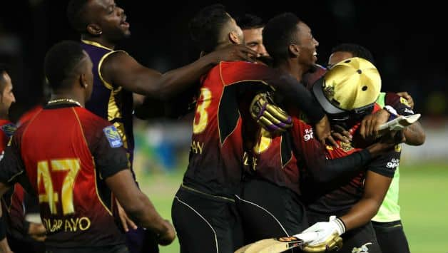 CPL 2018: Trinbago Knight Riders beat Jamaica Tallawahs by 4 wickets