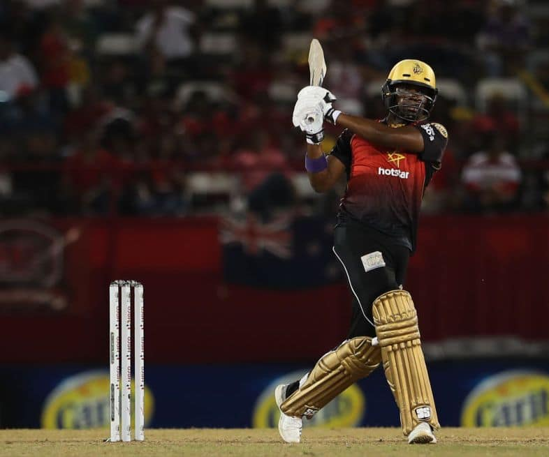 CPL 2018: St Lucia Stars and Trinbago Knight Riders equal sixes record for a T20