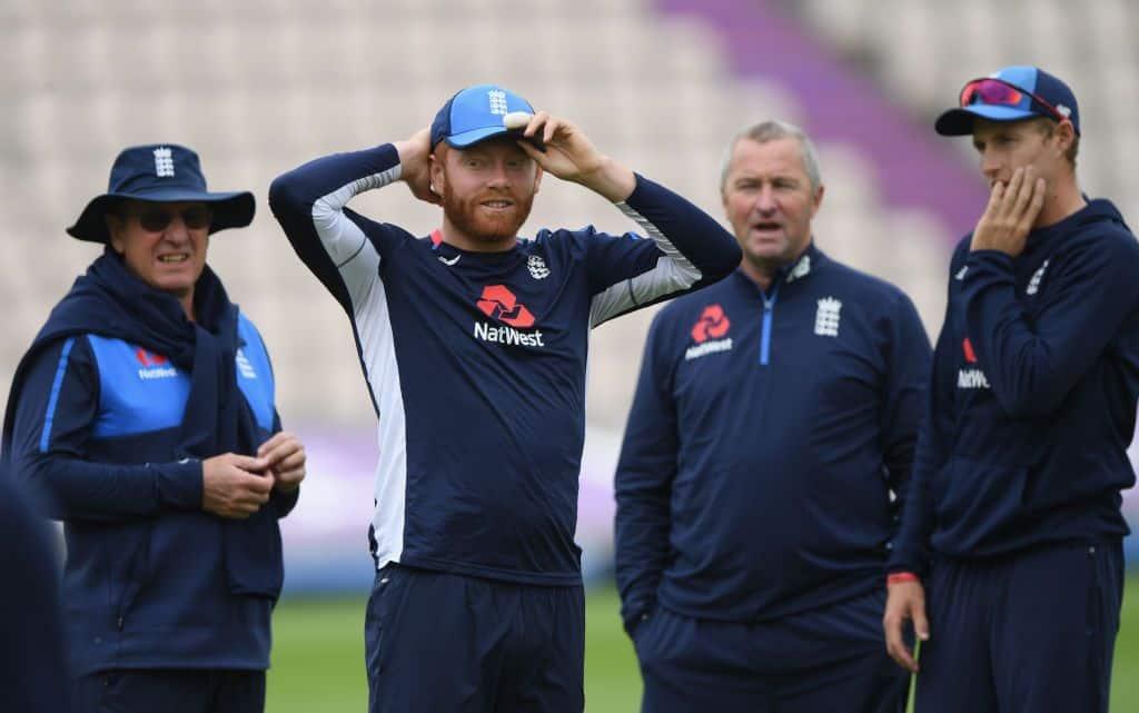 England team changes Ageas Bowl