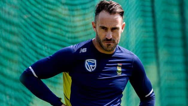 Sri Lanka vs South Africa: Captain Faf du Plessis ruled out of the the series