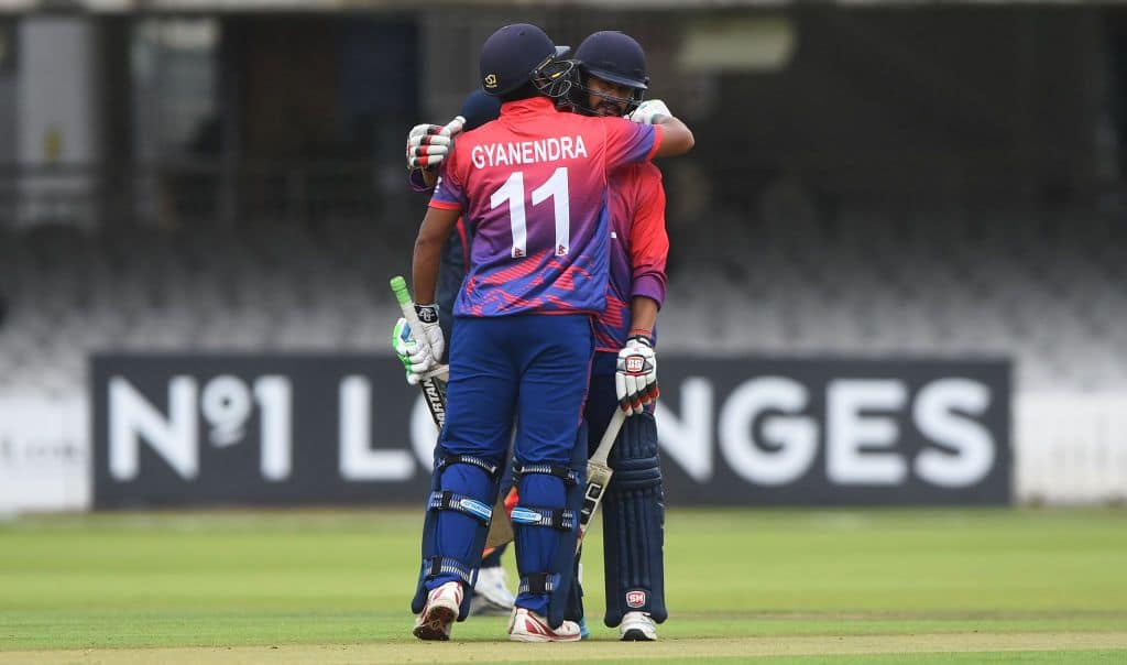 Netherlands vs Nepal, 2nd ODI : Sompal Kami, Paras Khadka hit half century, Netherlands restrict to 216