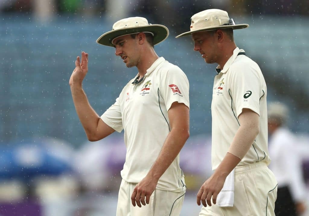 PAK VS AUS : Pat Cummins, Josh Hazlewood ruled out of series against Pakistan