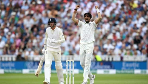 India vs England: Ishant Sharma reveals strategy of bowling round the stumps against left handed batsmen