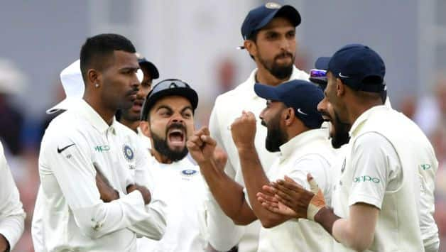 Only the third time India have won the third Test of a five-match series after losing the first two