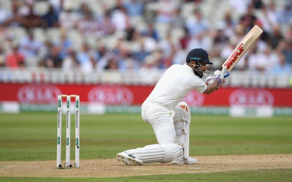 India vs England, 1st Test: Virat Kohli marks series opener with maiden Test century in England