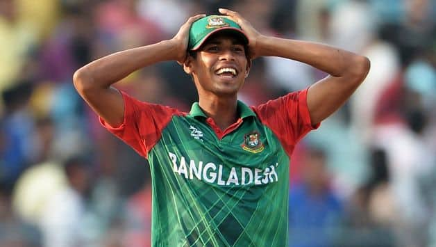 Fit-again Mustafizur Rahman hopes to perform better in 2018 Asia Cup
