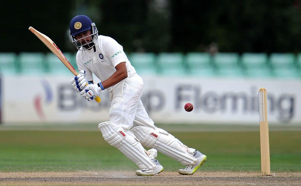 Prithvi Shaw's road from school cricket to India's Test squad in four years