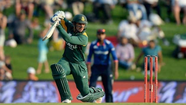 Quinton de kock revokes Nottinghamshire contract on cricket south Africa's advice