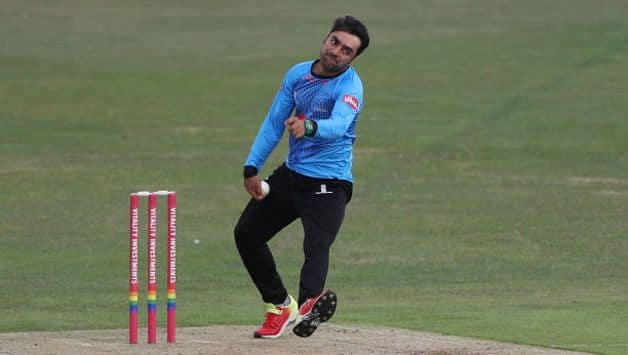 Rashid Khan rejoins Sussex for T20 Blast 2019 - Cricket Country