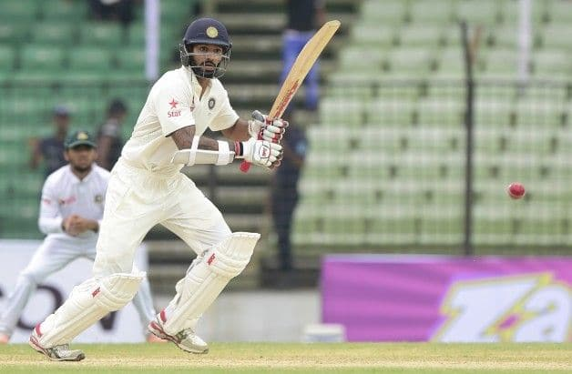 Shikhar dhawan and kl rahul's opening record out side asia