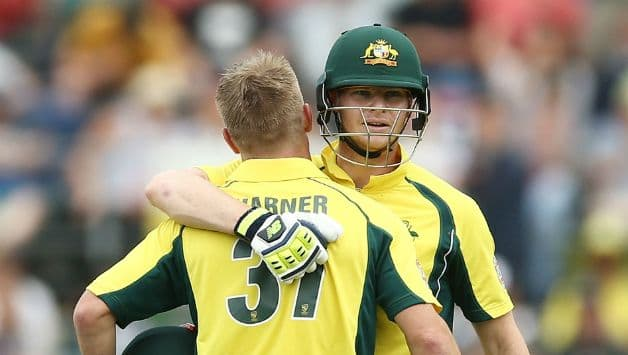 Steven Smith and David Warner © Getty Images (File Photo)