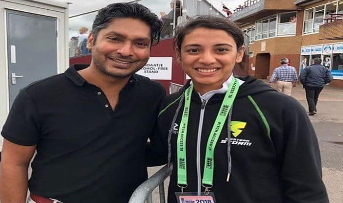 Smriti Mandhana names this sri lanka legend as her cricket idol