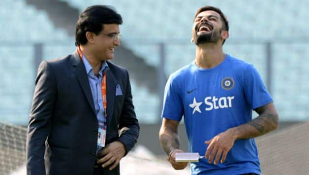 Virat Kohli can't be blamed for defeat in first test match, says Sourav Ganguly