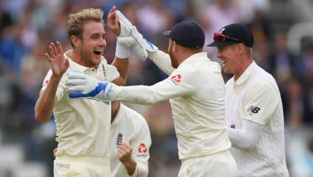 Stuart Broad outsmart Virat Kohli and Co In second inning at Lord's