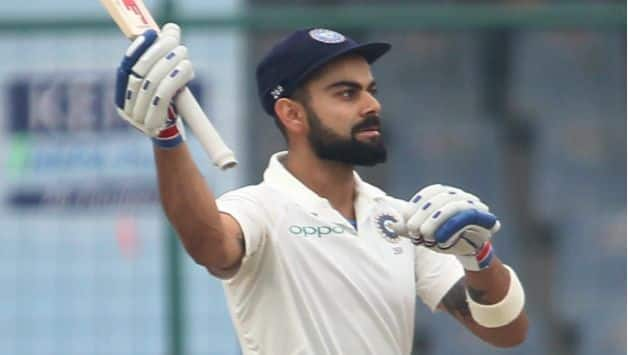 India vs England: Virat Kohli hits Half Century in both the inning of a test for 9th time