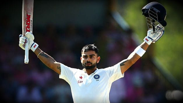 India vs England: Virat Kohli rates Edgbaston knock second after Adelaide 2014