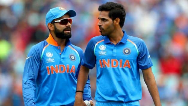 Indian pacer Bhuvneshwar Kumar fit to play for India A