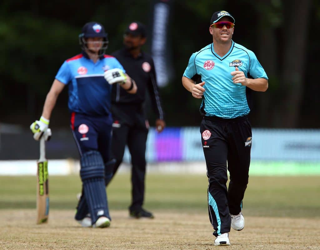 CPL opens its arms to suspended Steve Smith, David Warner