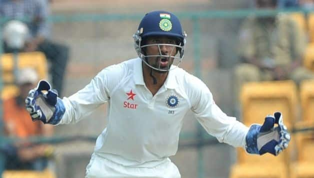 Wicketkeeper batsman Wriddhiman Saha back in India after surgery in Manchester