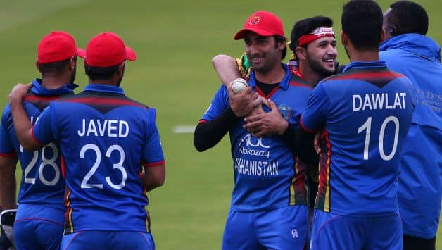 Hazratullah Zazai stars in Afghanistan's 16-run win over Ireland in first T20