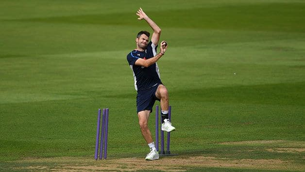 Focus on performance, not McGrath record: James Anderson