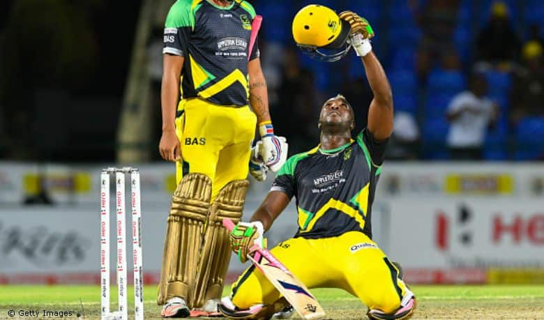 CPL : Centurion Andre Russell happy to contribute for Jamaica Tallawahs