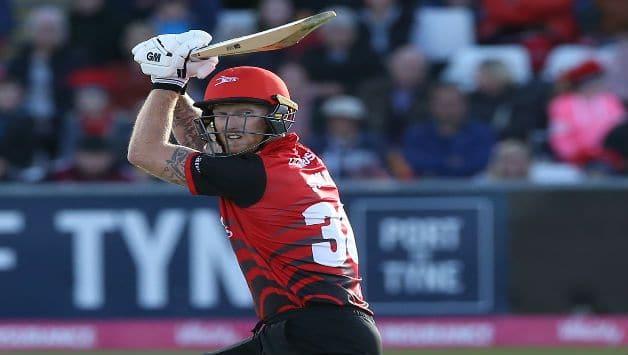 T20 Blast quarter-final: Ben Stokes scores 34 runs for Durham, Sussex reach semifinal