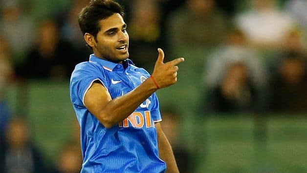 Indian international Bhuvneshwar Kumar returned to competitive action, since being left out of the India vs England Test series last month, with a miserly spell of 9-1-33-3 in India A's 124-run win over South Africa A