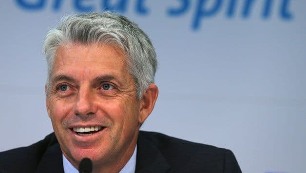 Dave Richardson, CEO of ICC © Getty Images