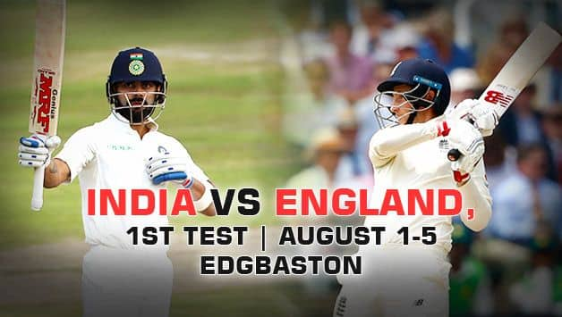 India vs England, 1st Test: MATCH HOME – Live scores, updates, reports, videos