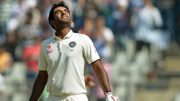 Jayant had only played one match for India B returning 0/45 before he picked up the injury  and was subsequently ruled out of the right match of the series on Saturday against India A.
