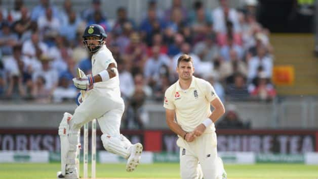 James Anderson: Virat Kohli is not invincible, bad slip fielding disappointed us