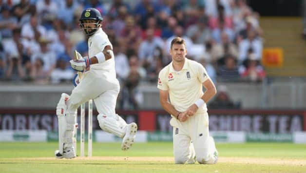 Will look to devise new tricks against Kohli at Lord's: James Anderson