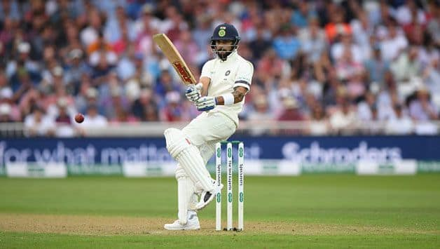 Virat Kohli second-fastest Indian to 6000 Test runs